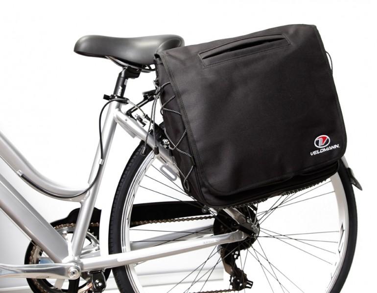2. Velomann City Woman 1 részes táska csomagtartóra c2b132f547