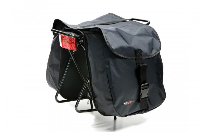 09c7619c6e89 1. Bonin Bike 2 részes táska csomagtartóra