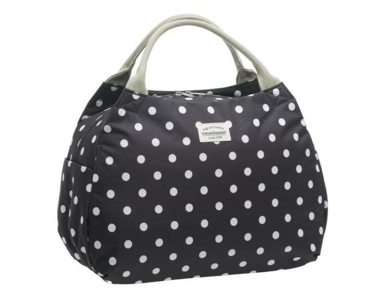 8. Newlooxs Tosca 1 részes táska csomagtartóra. Vízlepergető Bicikli  csomagtartóra rögzíthető női divatos válltáska - kerékpár ... f844331ebb