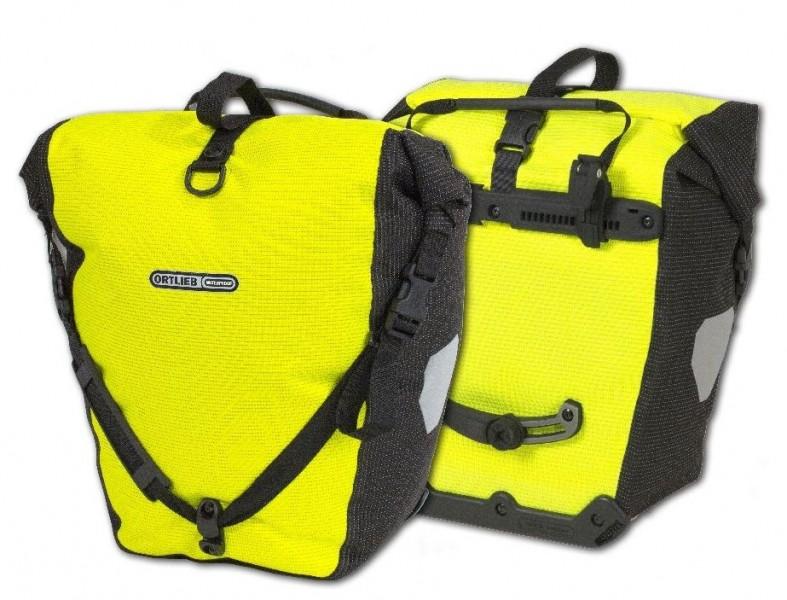 4. Ortlieb Back-Roller High Visibility 1 részes táska csomagtartóra 06bb58b981
