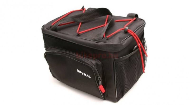 Roswheel modern kerékpáros csomagtartó táska túratáska